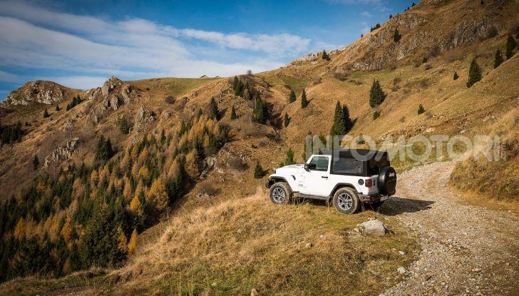 Prova nuova Jeep Wrangler 2018: la regina dell'offroad torna più forte - Foto 12 di 58