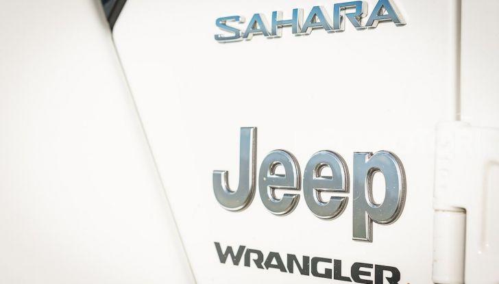 Prova nuova Jeep Wrangler 2018: la regina dell'offroad torna più forte - Foto 17 di 58