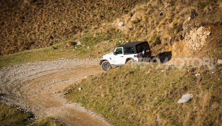 Prova nuova Jeep Wrangler 2018: la regina dell'offroad torna più forte - Foto 23 di 58