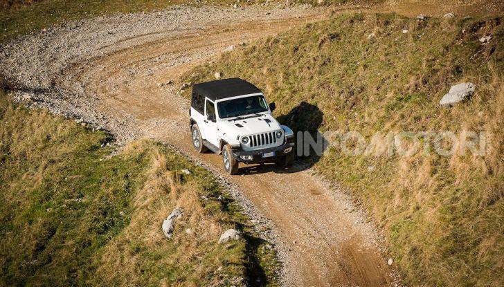Prova nuova Jeep Wrangler 2018: la regina dell'offroad torna più forte - Foto 24 di 58