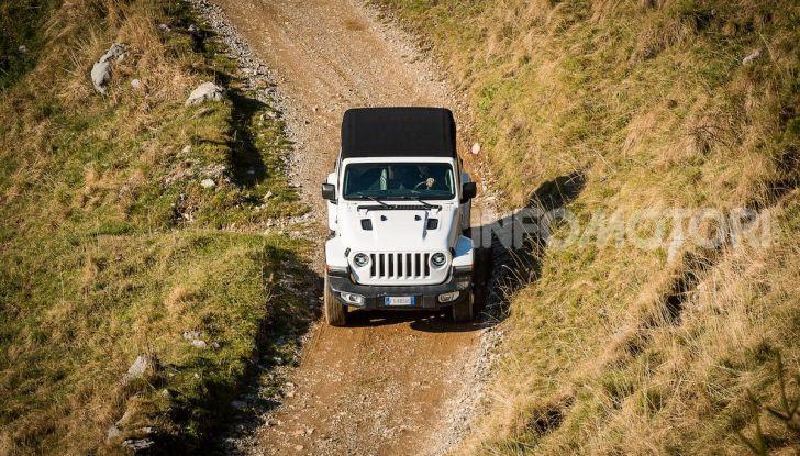 Prova nuova Jeep Wrangler 2018: la regina dell'offroad torna più forte - Foto 25 di 58