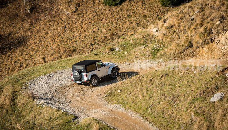 Prova nuova Jeep Wrangler 2018: la regina dell'offroad torna più forte - Foto 28 di 58