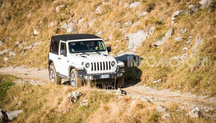 Prova nuova Jeep Wrangler 2018: la regina dell'offroad torna più forte - Foto 29 di 58