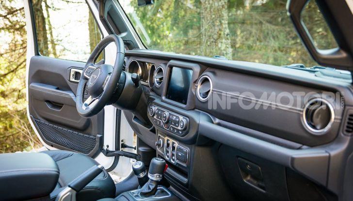 Prova nuova Jeep Wrangler 2018: la regina dell'offroad torna più forte - Foto 30 di 58
