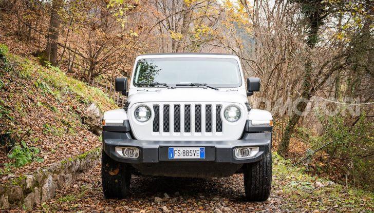 Prova nuova Jeep Wrangler 2018: la regina dell'offroad torna più forte - Foto 2 di 58