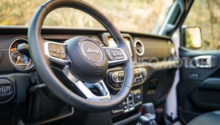 Prova nuova Jeep Wrangler 2018: la regina dell'offroad torna più forte - Foto 35 di 58