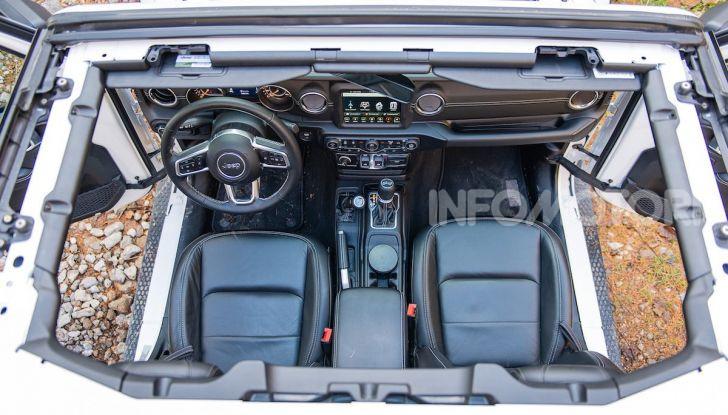 Prova nuova Jeep Wrangler 2018: la regina dell'offroad torna più forte - Foto 41 di 58