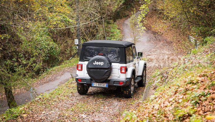 Prova nuova Jeep Wrangler 2018: la regina dell'offroad torna più forte - Foto 3 di 58
