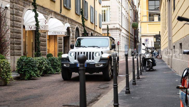 Prova nuova Jeep Wrangler 2018: la regina dell'offroad torna più forte - Foto 43 di 58