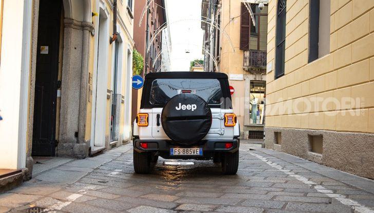 Prova nuova Jeep Wrangler 2018: la regina dell'offroad torna più forte - Foto 45 di 58