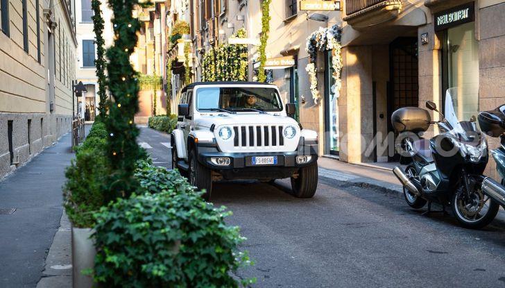 Prova nuova Jeep Wrangler 2018: la regina dell'offroad torna più forte - Foto 47 di 58