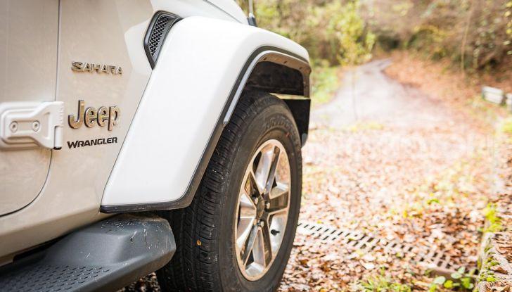 Prova nuova Jeep Wrangler 2018: la regina dell'offroad torna più forte - Foto 4 di 58
