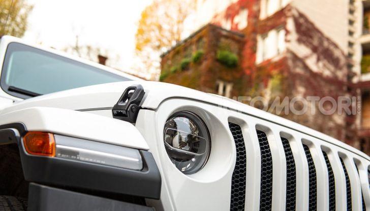 Prova nuova Jeep Wrangler 2018: la regina dell'offroad torna più forte - Foto 52 di 58