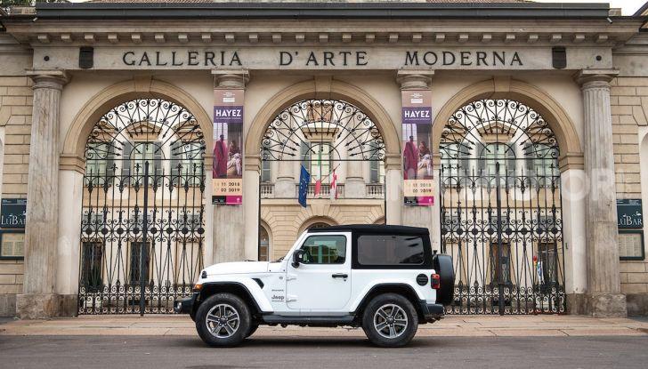 Prova nuova Jeep Wrangler 2018: la regina dell'offroad torna più forte - Foto 54 di 58