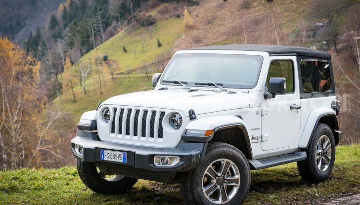 Prova nuova Jeep Wrangler 2018: la regina dell'offroad torna più forte - Foto 5 di 58