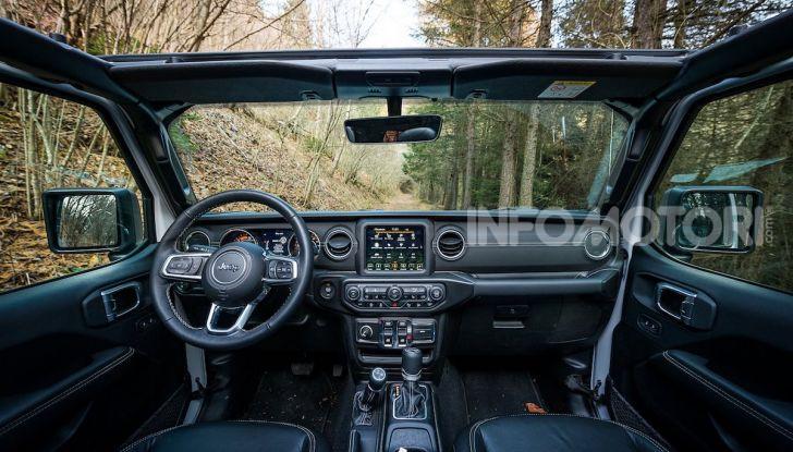 Prova nuova Jeep Wrangler 2018: la regina dell'offroad torna più forte - Foto 6 di 58