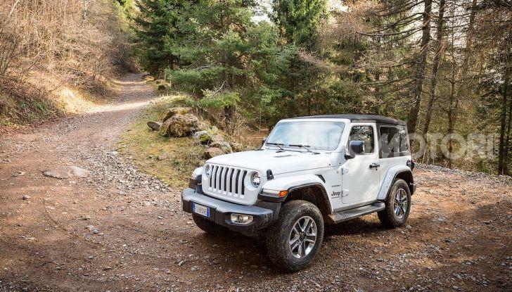Prova nuova Jeep Wrangler 2018: la regina dell'offroad torna più forte - Foto 7 di 58