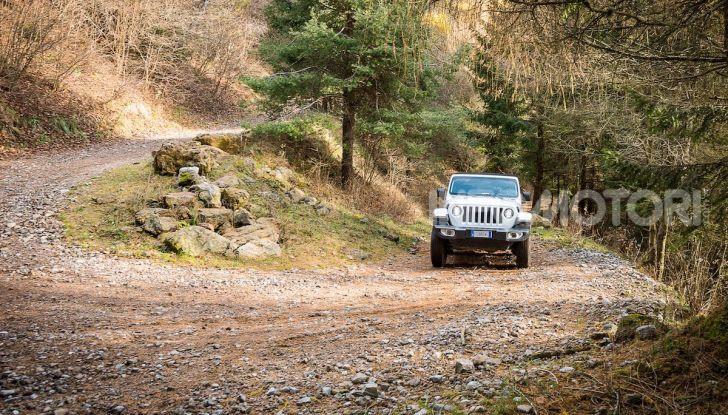 Prova nuova Jeep Wrangler 2018: la regina dell'offroad torna più forte - Foto 9 di 58