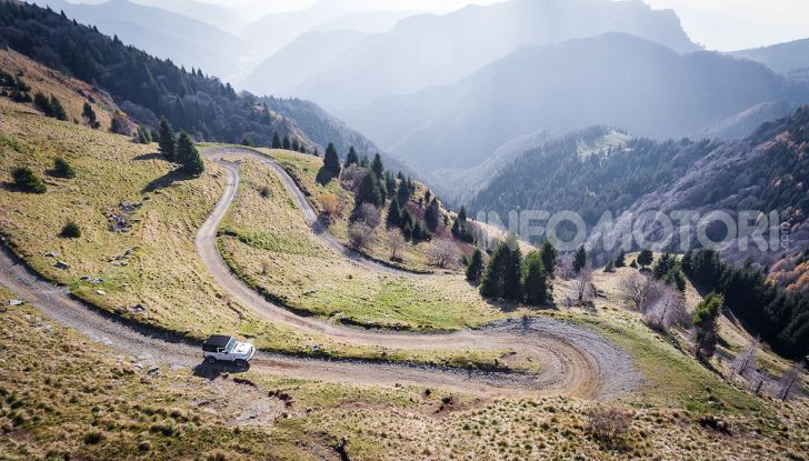 Prova nuova Jeep Wrangler 2018: la regina dell'offroad torna più forte - Foto 8 di 58