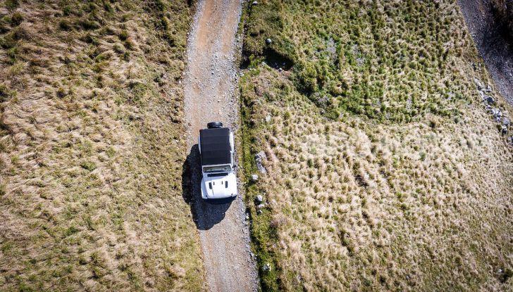 Prova nuova Jeep Wrangler 2018: la regina dell'offroad torna più forte - Foto 14 di 58