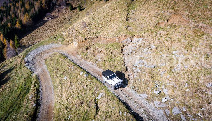 Prova nuova Jeep Wrangler 2018: la regina dell'offroad torna più forte - Foto 56 di 58