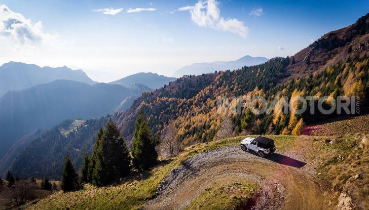 Prova nuova Jeep Wrangler 2018: la regina dell'offroad torna più forte - Foto 57 di 58