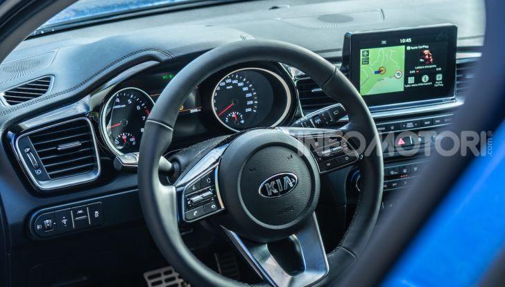 Nuova Kia Ceed motori, prezzi e prova su strada - Foto 19 di 32