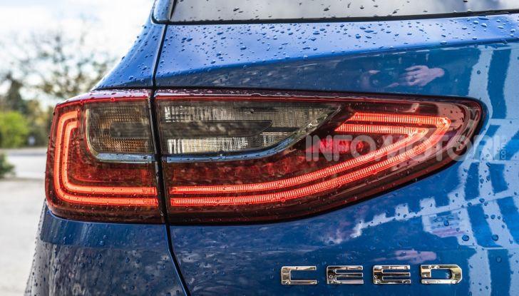 Nuova Kia Ceed motori, prezzi e prova su strada - Foto 16 di 32