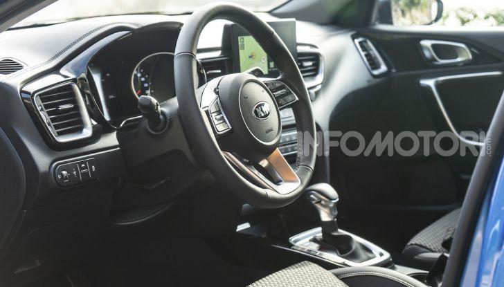 Nuova Kia Ceed motori, prezzi e prova su strada - Foto 31 di 32