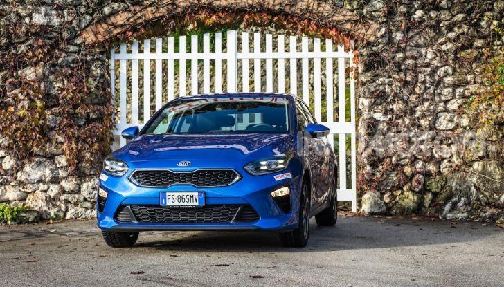 Nuova Kia Ceed motori, prezzi e prova su strada - Foto 12 di 32