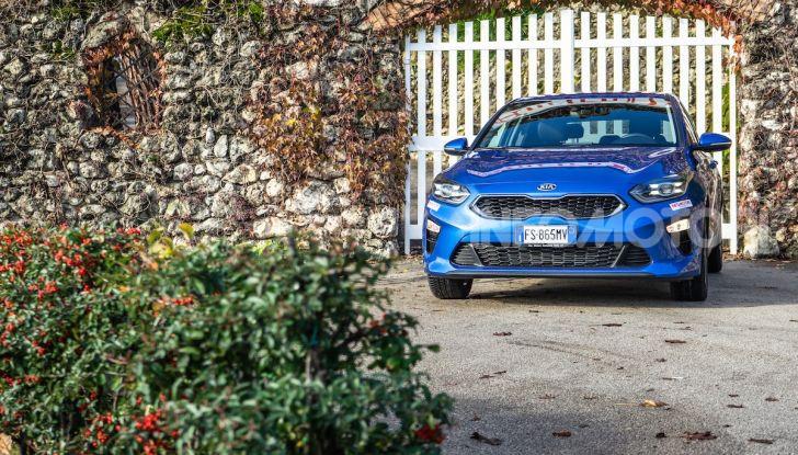 Nuova Kia Ceed motori, prezzi e prova su strada - Foto 11 di 32