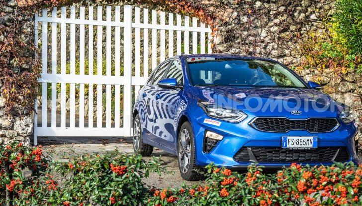 Nuova Kia Ceed motori, prezzi e prova su strada - Foto 10 di 32