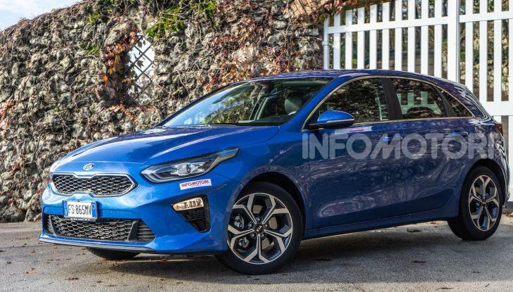Nuova Kia Ceed motori, prezzi e prova su strada - Foto 8 di 32