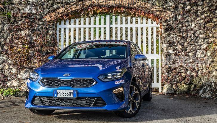 Nuova Kia Ceed motori, prezzi e prova su strada - Foto 7 di 32