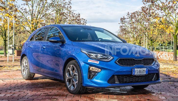 Nuova Kia Ceed motori, prezzi e prova su strada - Foto 4 di 32