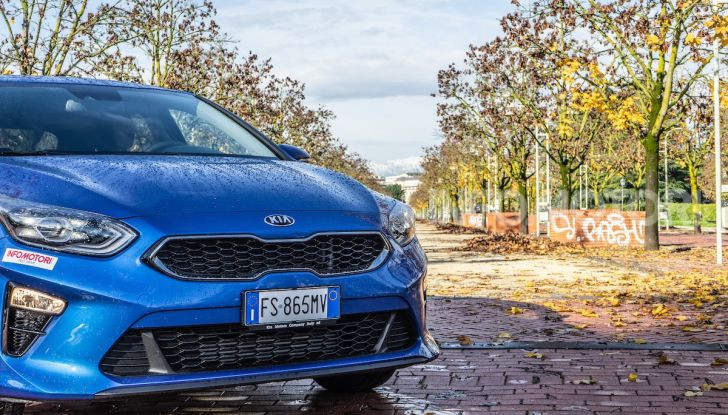 Nuova Kia Ceed motori, prezzi e prova su strada - Foto 3 di 32