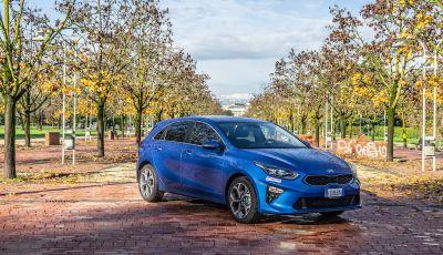 Nuova Kia Ceed motori, prezzi e prova su strada
