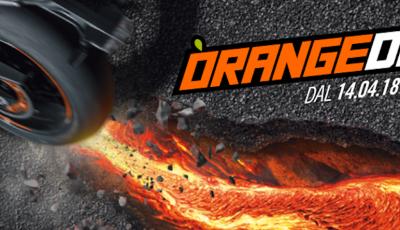KTM Orange Days 2018: dal 14 aprile al 13 maggio per testare la gamma