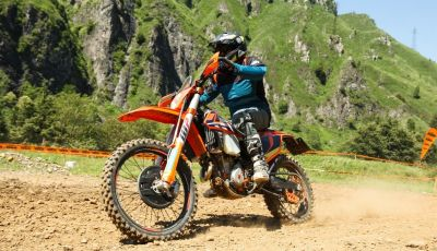 Prova KTM gamma enduro 2017: Ready to Race!