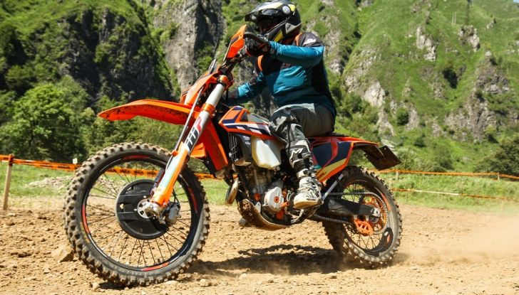 Prova KTM gamma enduro 2017: Ready to Race! - Foto 2 di 38