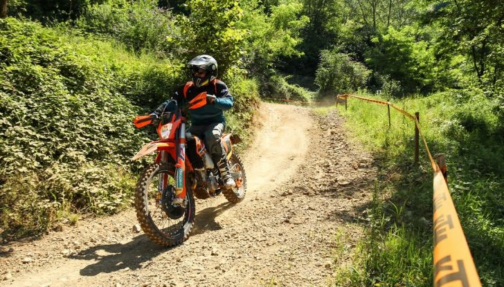 Prova KTM gamma enduro 2017: Ready to Race! - Foto 3 di 38