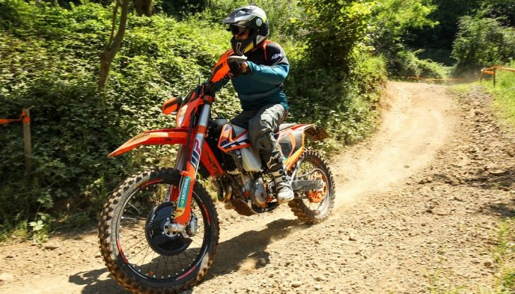 Prova KTM gamma enduro 2017: Ready to Race! - Foto 4 di 38