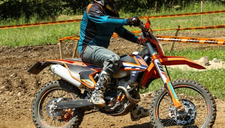 Prova KTM gamma enduro 2017: Ready to Race! - Foto 9 di 38
