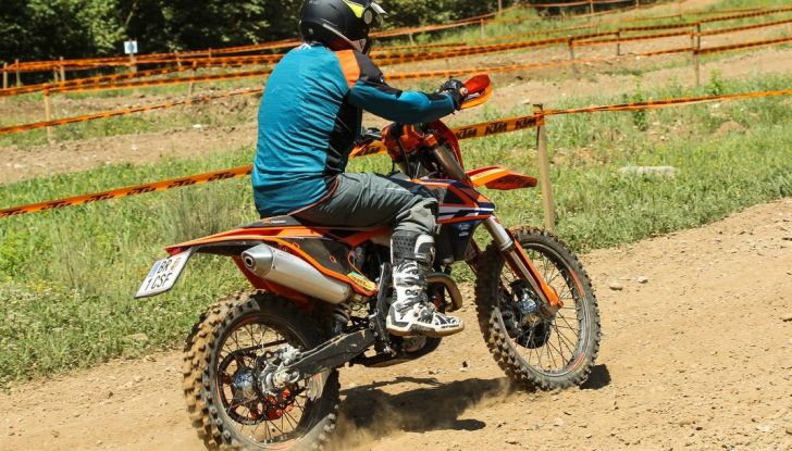 Prova KTM gamma enduro 2017: Ready to Race! - Foto 10 di 38