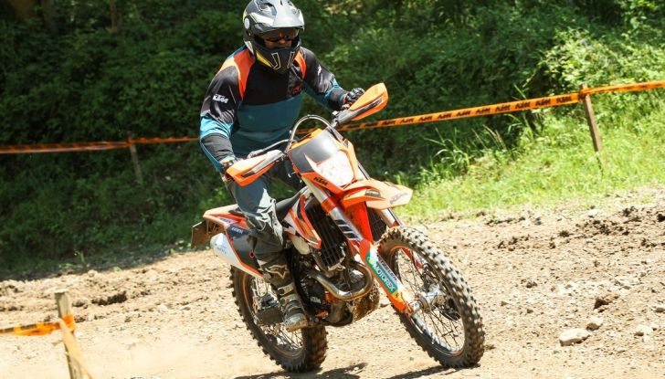 Prova KTM gamma enduro 2017: Ready to Race! - Foto 11 di 38