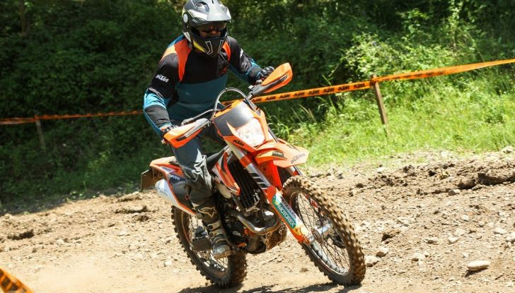Prova KTM gamma enduro 2017: Ready to Race! - Foto 12 di 38