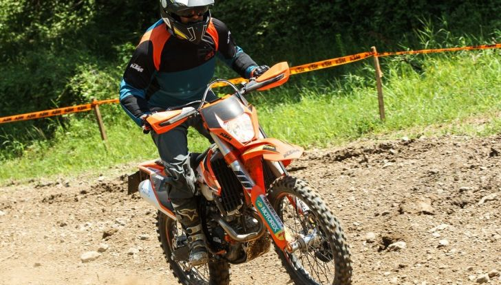 Prova KTM gamma enduro 2017: Ready to Race! - Foto 14 di 38