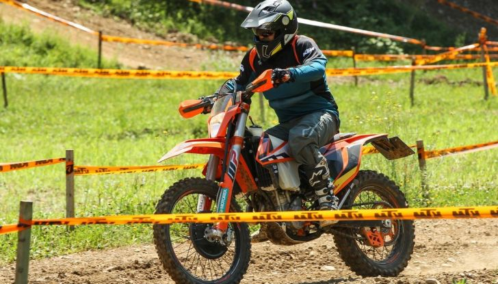 Prova KTM gamma enduro 2017: Ready to Race! - Foto 17 di 38