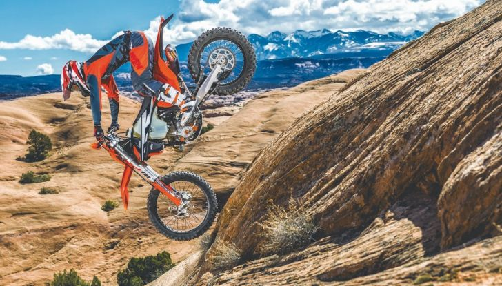 Prova KTM gamma enduro 2017: Ready to Race! - Foto 24 di 38