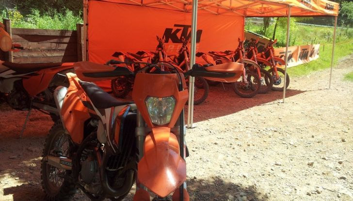 Prova KTM gamma enduro 2017: Ready to Race! - Foto 18 di 38